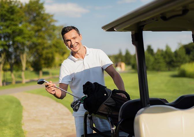 Golf Luggage
