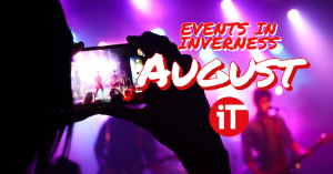 Events in Inverness in August