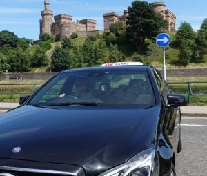Inverness taxi