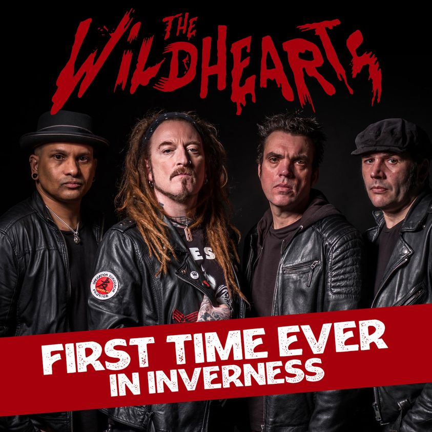 The Wildhearts Band