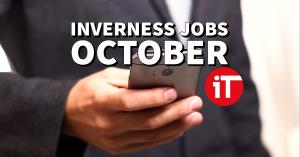 inverness jobs october